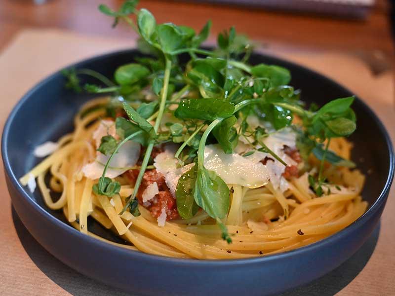 Gris Bleu - Le spaghetti